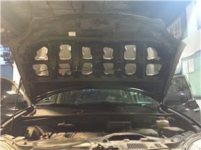丰田汉兰达引擎盖隔音减震胶