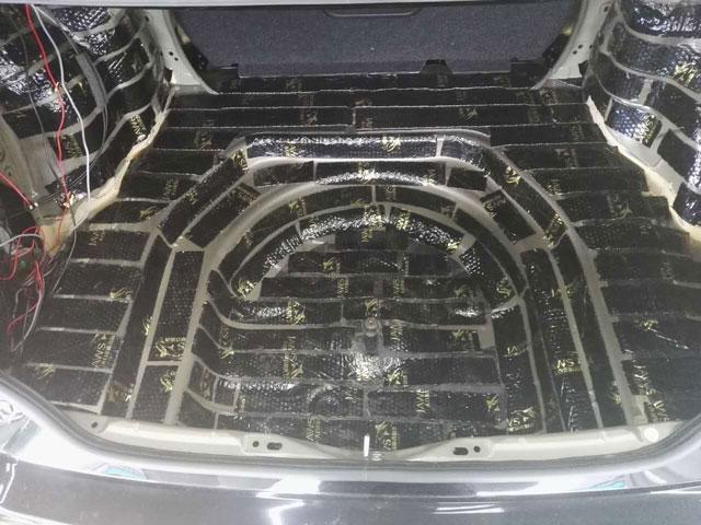 汽车板金结构分解图